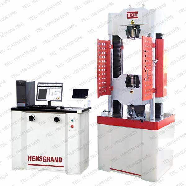 WEW-D系列微机屏显式液压万能试验机