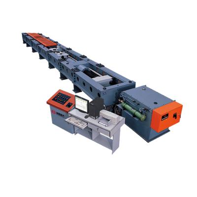 LAW微机控制电液伺服卧式拉力试验机