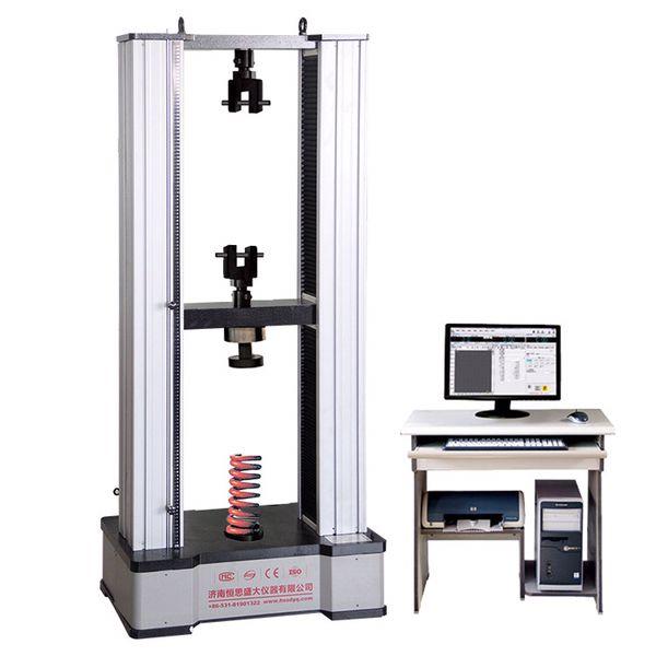 2KN/5KN微机全自动弹簧拉压试验机