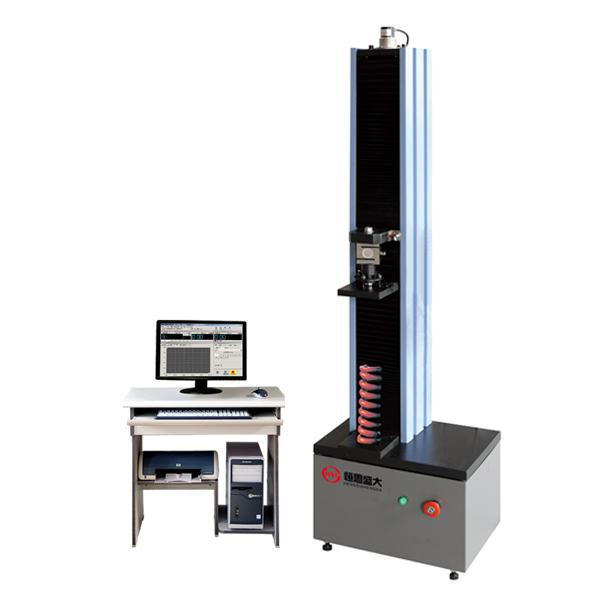 5000N蛇型弹簧弹性系数试验机