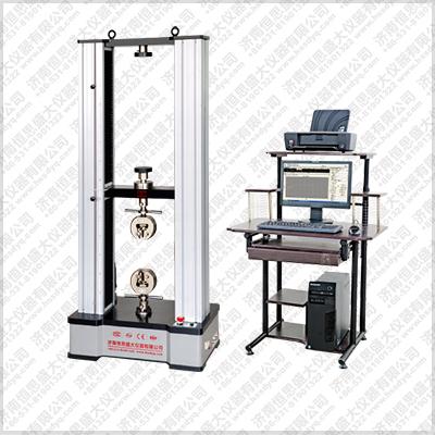 TLS-S100II双数显式全自动弹簧拉压试验机