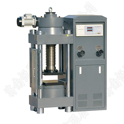3000KN/300吨混凝土压力试验机