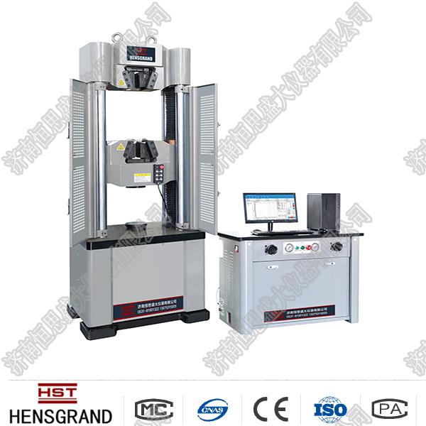WEW-Bwei机屏显shi液压wan能试验机